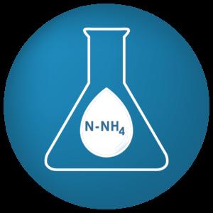 norma UNI 11669:2017 per la determinazione della concentrazione dell'azoto ammoniacale nelle acque con test in cuvetta